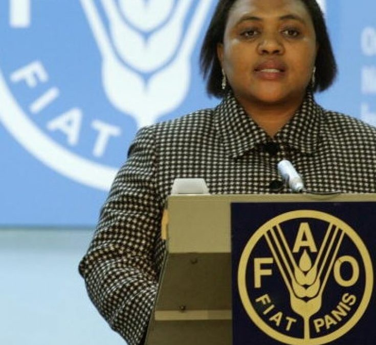 AFASA lauds appointment of Minister Thoko Didiza and the merger of departments